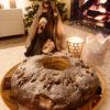Fotografia de Bolo Rainha com a Sagrada Família