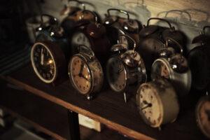 Imagem de relógios