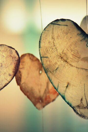 imagem de corações